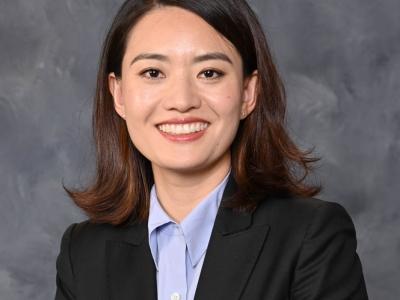 Zhang Head shot