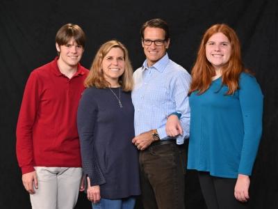 Balentine family 2020