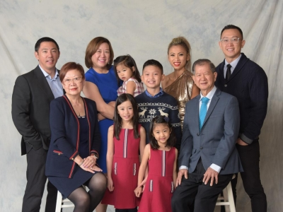 Kam Family 2019